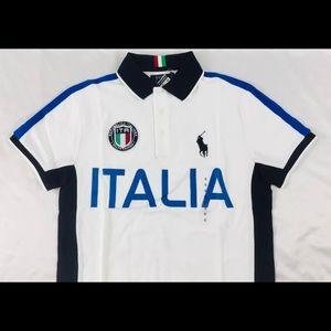 Polo by Ralph Lauren Shirts - Men's polo Ralph Lauren Italia polo